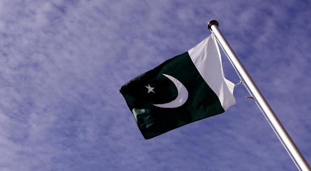 The bomb exploded in the town of Turbat in the Baluchistan province of Pakistan