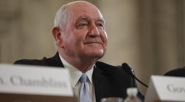 Senate confirms UGA alumnus Sonny Perdue as agriculture secretary