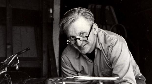 Robert M Pirsig died at his home in South Benwick, Maine (William Morrow/AP)