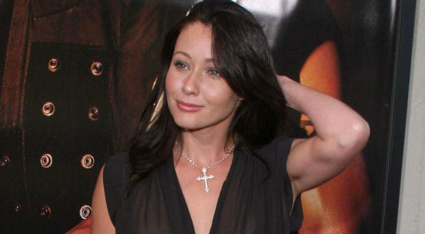 Actress Shannen Doherty has publicly documented her breast cancer battle