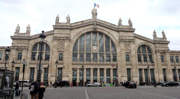 French Police Complete Operation at Paris Train Station