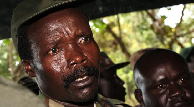 Joseph Kony has been Africa's most notorious warlord for three decades (AP)