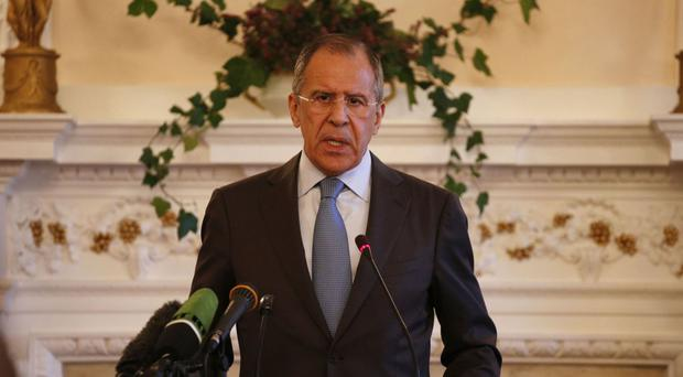 Russian Foreign Minister Sergey Lavrov has not visited Washington since 2013