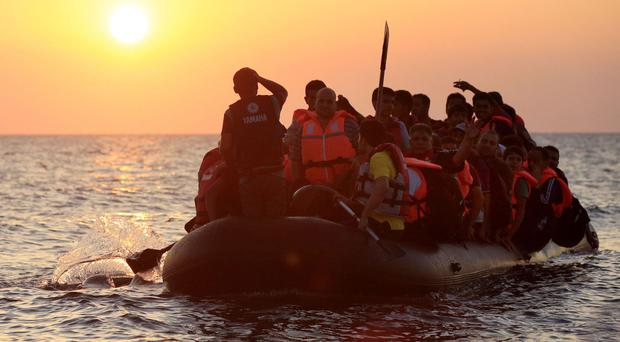 The number of migrants attempting dangerous sea crossings accelerated after 2013