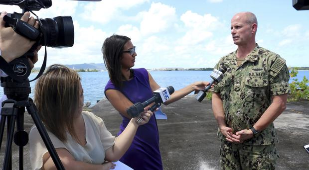 Jeff Grimes announces that joint exercises have been indefinitely postponed (AP)