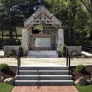 The memorial on Rhode Island is opening on Sunday