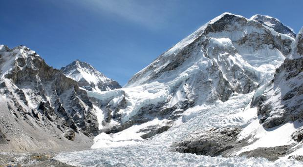 Six die on Everest in past month