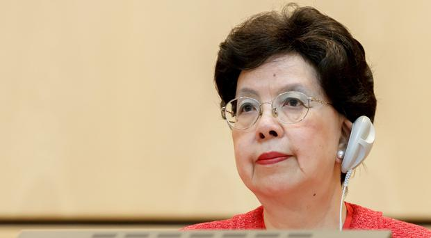 Director-general Dr Margaret Chan's travel expenses have come under scrutiny (AP)