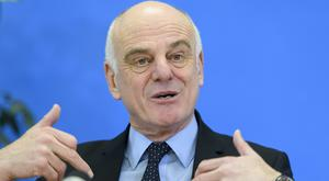 David Nabarro said the WHO should be