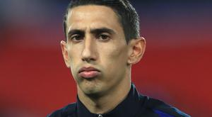 Anti-corruption police units searched the homes of players including Angel Di Maria