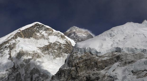 There have been 10 deaths so far on Everest during the current climbing season (AP Photo/Tashi Sherpa, File)