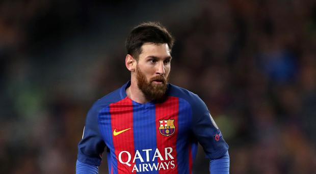 Barcelona's Lionel Messi is not expected to go to jail.