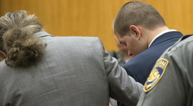Man who threw baby off bridge facing possible life sentence
