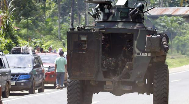 Government troops in Philippines (AP file photo/Bullit Marquez)