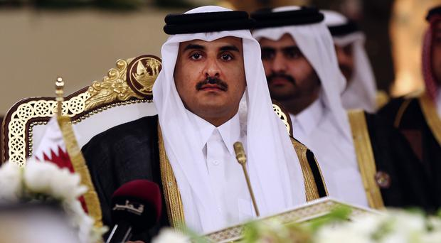 Four Arab countries cut diplomatic ties to Qatar