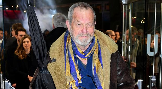 Terry Gilliam is director of the film