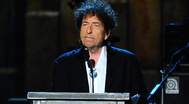 The Swedish Academy says it has received the required lecture from the 2016 Nobel Prize winner Bob Dylan (Invision/AP)