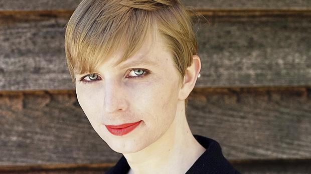 Chelsea Manning said she had