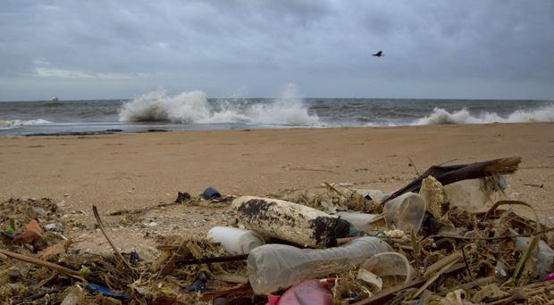 The call for action followed the first-ever UN conference on oceans (AP)