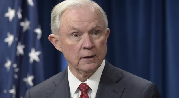 Attorney general Jeff Sessions has agreed to appear before the Senate intelligence committee (AP)