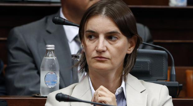 Ana Brnabic nominated to be Serbia's first openly gay prime minister