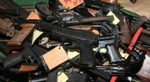 The three-month nationwide amnesty on surrendered firearms will be Australia's first since 1996
