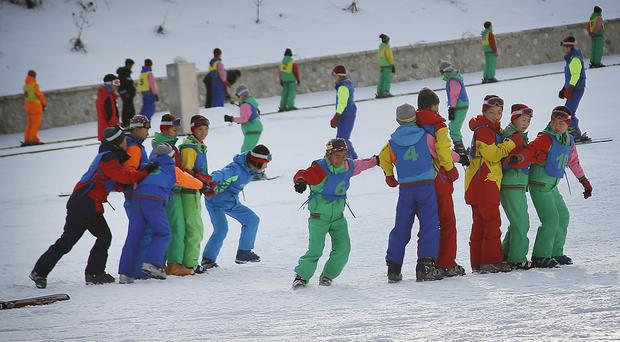 North Korea claims sanctions are being misapplied to everything from frozen chicken to skis (AP)