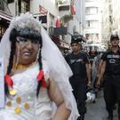 The Pride march has been banned in Istanbul for three years in a row