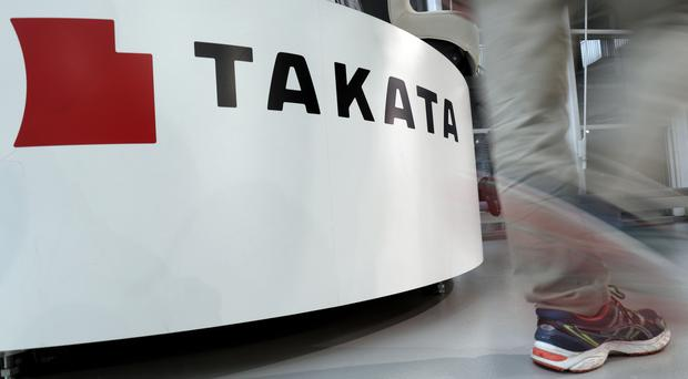 Takata confirmed that most of its assets will be bought by rival Key Safety Systems