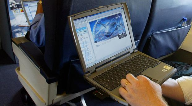 The original laptop and electronics ban has been in place since March