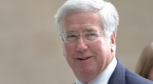 Michael Fallon said earlier this week that Russia will look at the British aircraft carrier HMS Queen Elizabeth with envy