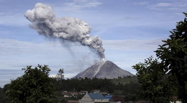 Rescuers killed as Java volcano erupts