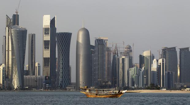 Qatar faces a deadline to comply with a list of demands by Arab nations that have cut diplomatic ties to the energy-rich country (AP)