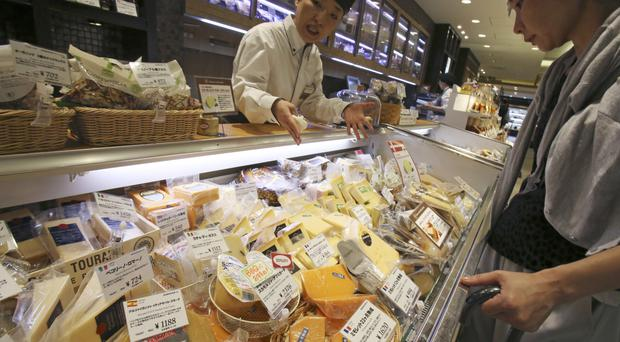 The remaining differences between the two sides are mainly regarding trade in cheese and cars (AP)