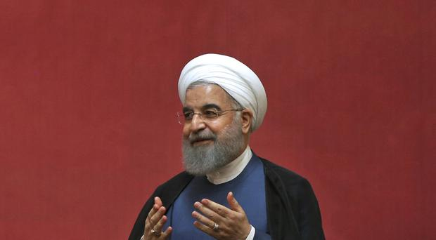 It is the first major deal for Iran since the landmark 2015 accord was signed (AP)