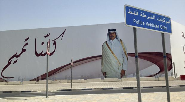 Qatar issued its response in a hand-written letter from Emir Tamim bin Hamad Al Thani