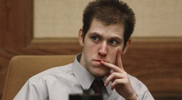 William Morva in Montgomery County Circuit Court in in 2007 (Roanoke Times/AP)