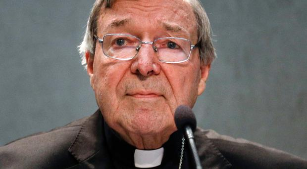 Charged: Cardinal George Pell