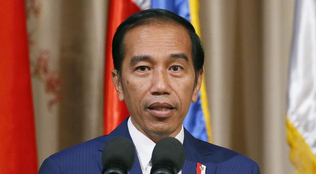 Indonesia's president signs decree banning radical groups