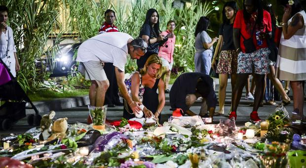 A total of 86 people were killed in the Nice terror attack