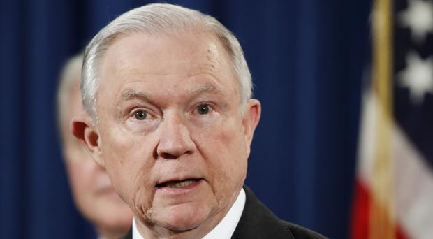 Jeff Sessions called the collective action the