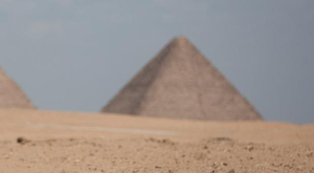 The attack took place near some of the country's oldest pyramids in Giza