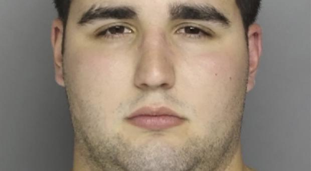 Cosmo DiNardo is charged with the killings of four Pennsylvania men (Bucks County District Attorney's Office via AP)