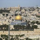 The attack took place at the Dome of the Rock Mosque in Jerusalem's Old City. (AP)