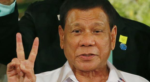 President Rodrigo Duterte wants to extend martial law in the southern third of the Philippines (AP Photo/Bullit Marquez)