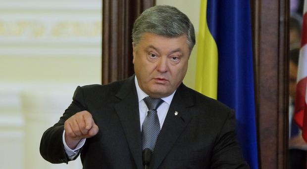 Pro-Russian Rebel Leader in East Ukraine Plans New State