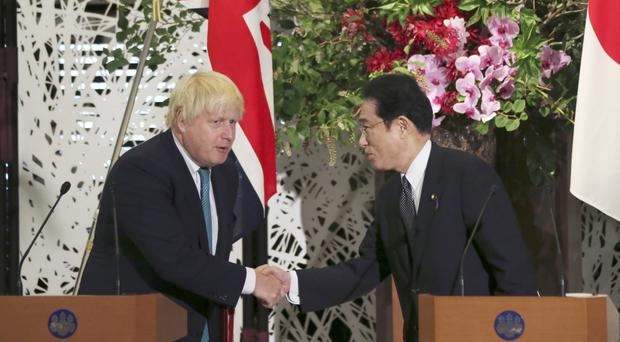 Japan, Britain Urge China To Play Key Role In Restraining North Korea