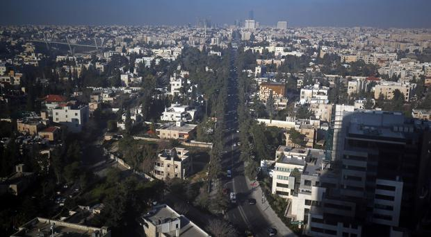 Jordanian shot dead, Israeli hurt at Amman embassy