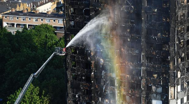 At least 80 people were killed in the fire