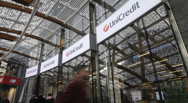Unicredit says accounts of some 400,000 customers in Italy have been hacked (AP)